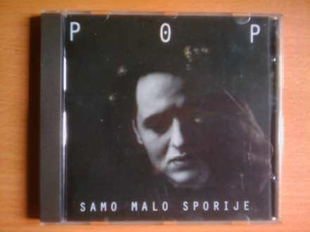 Zoran Popov (2) - Samo malo sporije