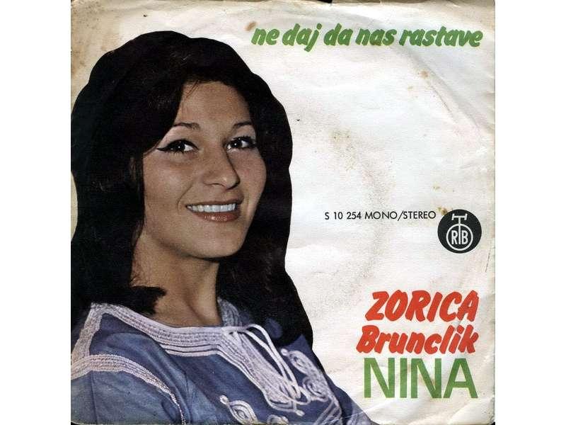 Zorica Brunclik - Ne Daj Da Nas Rastave