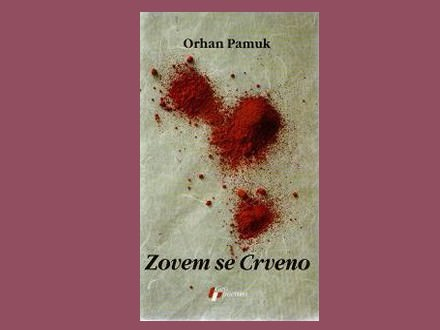 Zovem se crveno, Orhan Pamuk