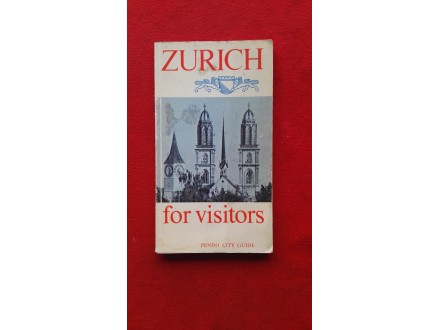 Zurich  for  visitors