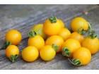 Žuti CHERRY paradajz KRUPNI , semena