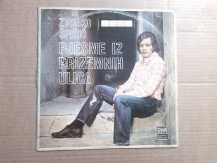 Zvonko Špišić-pjesme iz prizemnih ulica