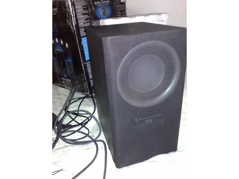Zvucni sistem 2.1 Altec Lansing Mx 5021!