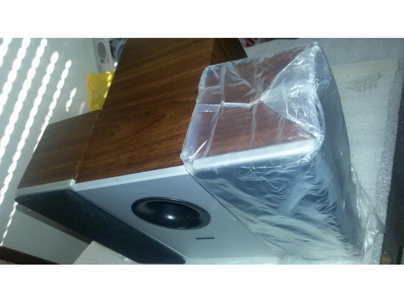 Zvucni sistem Fuego 2.0 + Vufer Hi -Fi Wood Espana