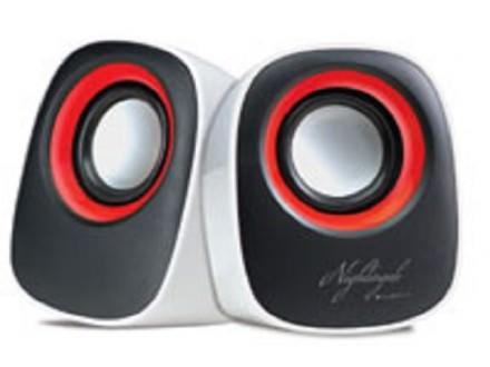 Zvucnici BlueBerry  SN-U10/WR Speaker system 2.0