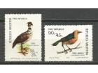 ab Argentina 1973. Ptice,kompletna cista serija