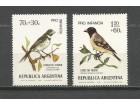 ab Argentina 1974. Ptice,kompletna cista serija