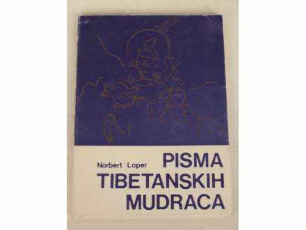 al - PISMA TIBETANSKIH MUDRACA - Norbert Loper