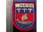amblem  grb grada Pariza Paris Pariz Francuska