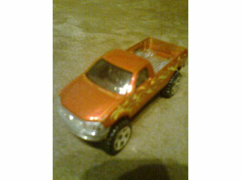 autić - FORD F  - 150 furgon iz 1997 HOT WHEELS