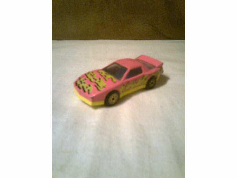 autić  - Pontiac Firebird Racer