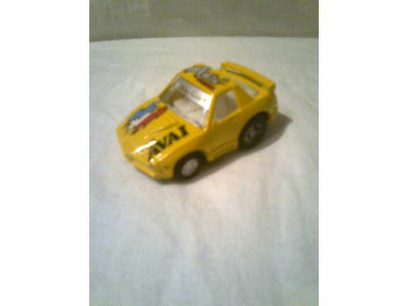 autić mali žuti lepi