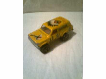 autić  žuti indijan Land Rover