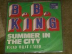 b.b.king - summer in the city (retko) MINT !!!