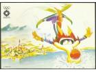 bosna sarajevo 84 olimpijada vucko-karikatura
