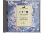 cd / BACH - Oeuvres pour clavsen