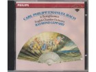 cd / CARL PHILIPP EMANUEL BACH