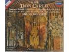 cd / DON CARLO - Verdi - 3 CD - perfekT
