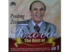 cd Dragan Živković Tozovac The Best of disk 1
