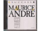 cd / MAURICE ANDRE - Albinoni - Telemann - Fasch - Tore