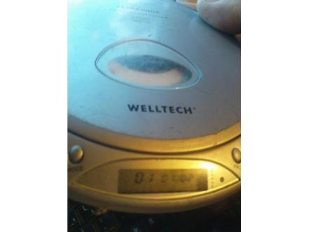 cd plejer welltech ispravan