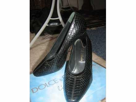 cipele - -ZMIJSKA KOZA -GF moda -  37