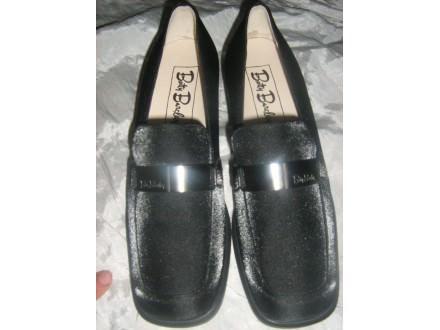 cipele kozne -Betti  Barcay- 36/37  -nove-mokasine