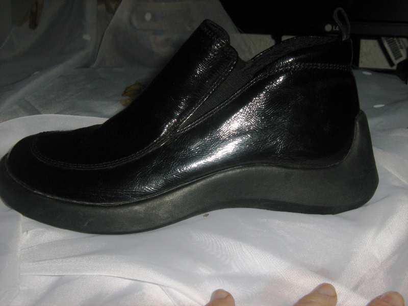 cipele kozne  -GEOX respira -35/36-NOVE