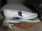 cipele kozne -GML-37-bele -nove
