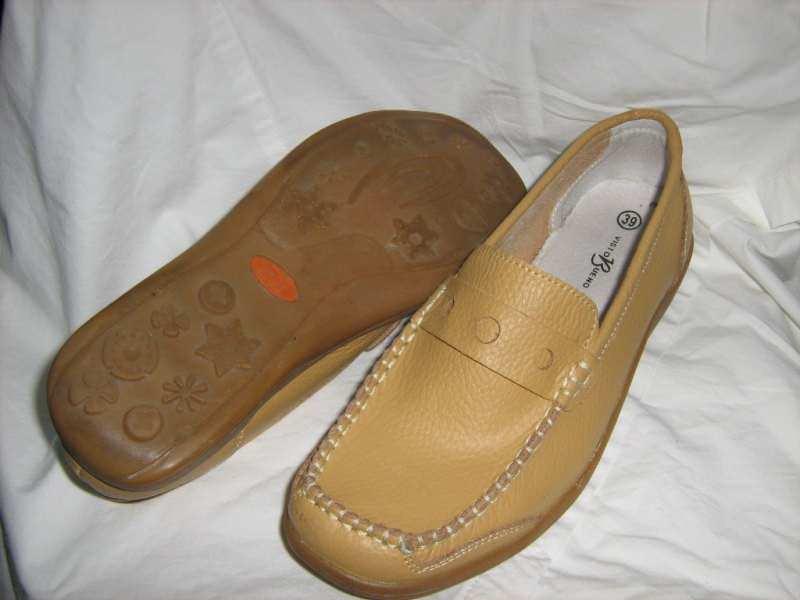 cipele kozne  -VistoBueno- 38-nove
