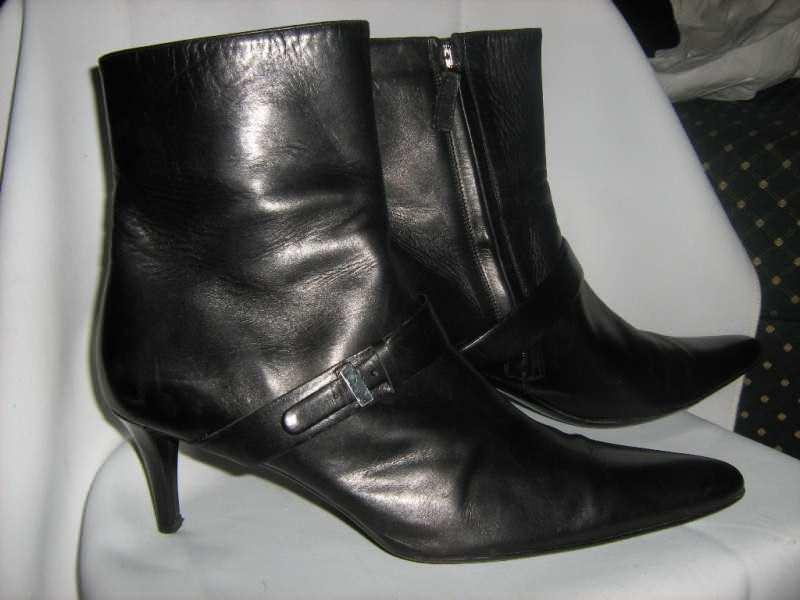 čizme kozne Ralph Lauren -original-kao nove 39