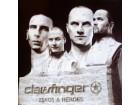 clawfinger - ZEROES & HEROES