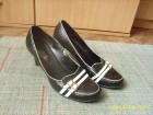 crno-bele kozne cipele