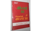dBASE III plus - priručnik
