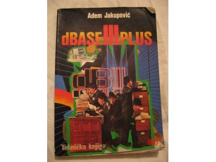 dBase III plus - Adem Jakupovic