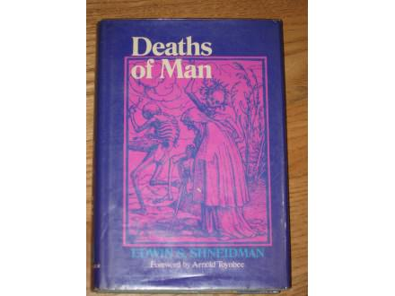 deaths of man - edwin shneidman
