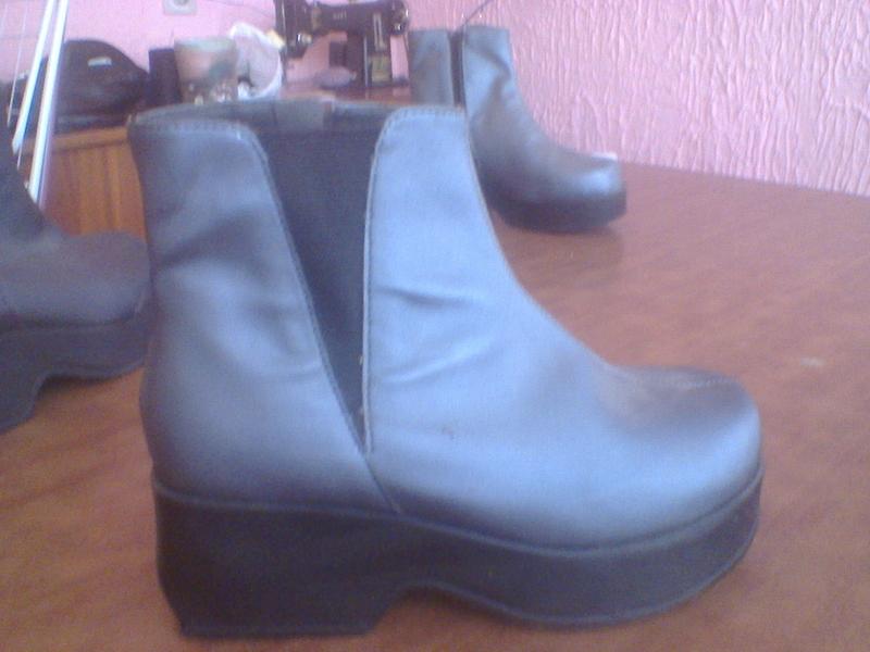 decija siva cipela
