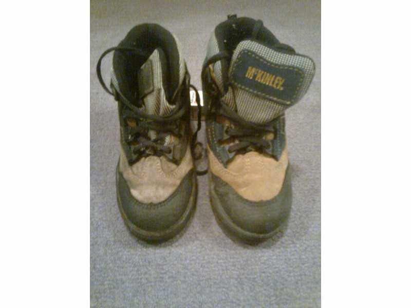 dečje duboke cipele
