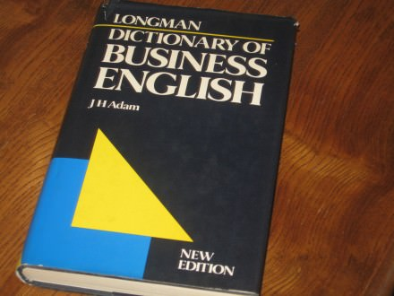 dictionary of business english