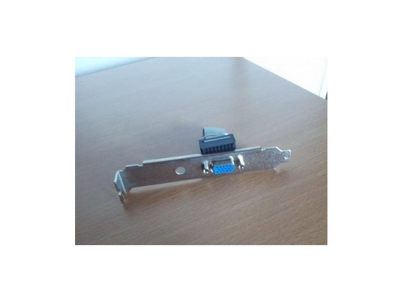 dodatni vga port 15pin - PCI bracket