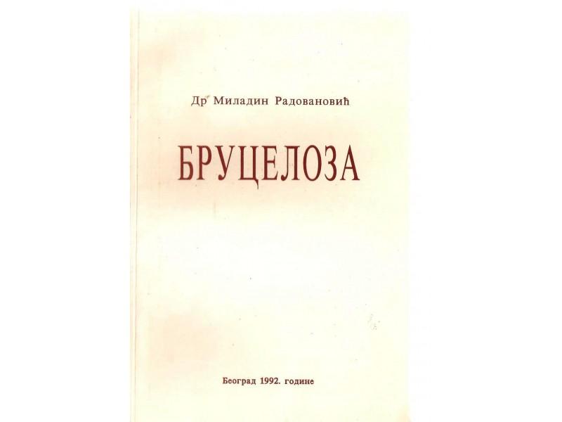 dr. Miladin Radovanovic - Bruceloza