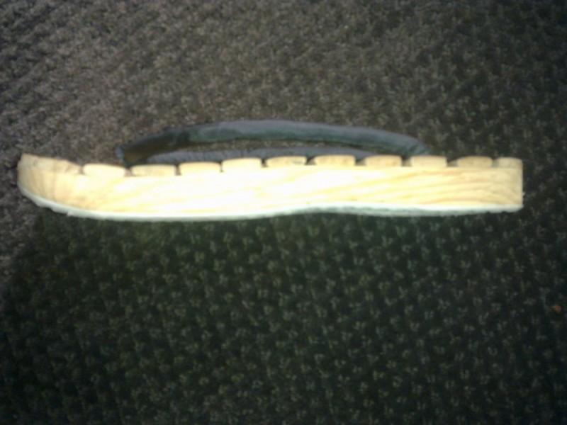 drvene japanke