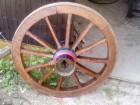 drveni tocak od zapreznih kola