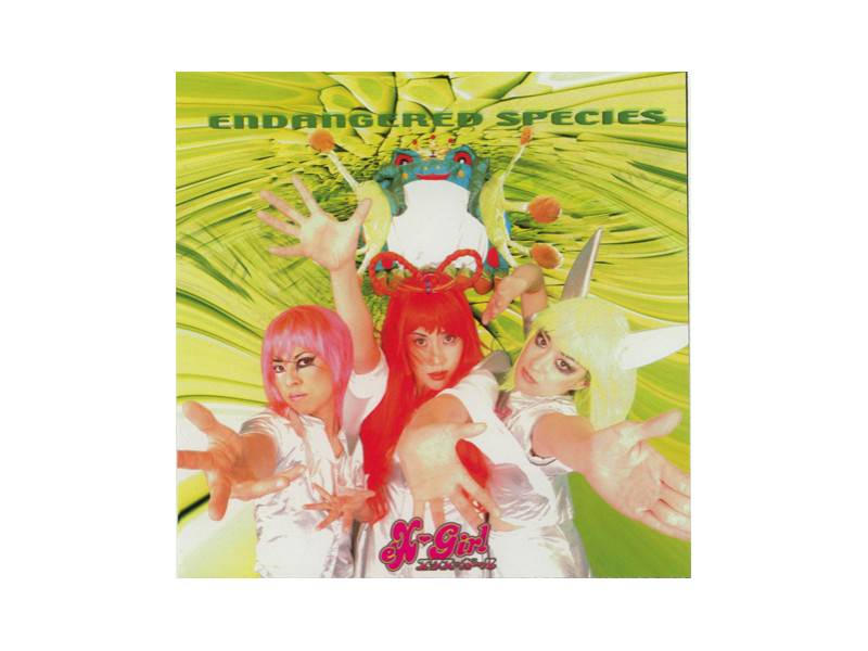 eX-Girl - Endangered Species