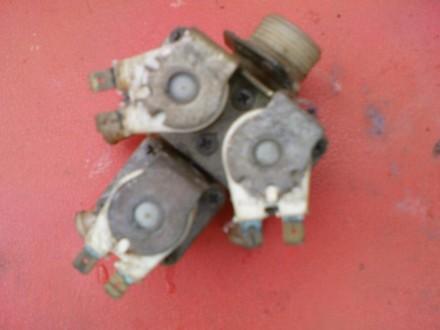elektro ventil za prijem vode