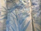 esarpa pr.svila rucno stampana,125x26cm,nova