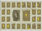 etkete za sibice meksiko 1968 olimpijske igre 26 kom.