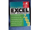 excel for windows  2000   maria langer  1999