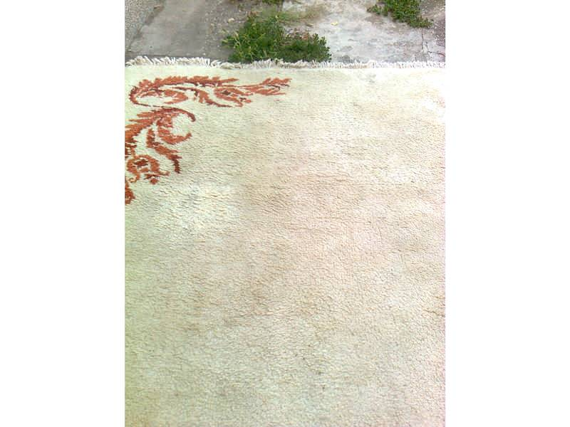 extra vuneni tepih,rucno cvorovan SIMPO