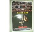 filmski plakat broj 124: RATNE IGRE  (2.primerak)